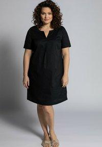 Ulla Popken - Day dress - noir - 0