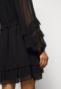The Kooples - DRESS - Day dress - black - 4