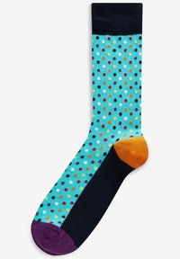 Next - 8 PACK - Socks - blue - 2