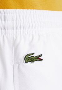 Lacoste Sport - TENNIS PANT - Tracksuit bottoms - white - 6