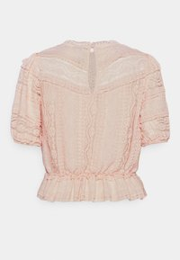 Forever New Petite - AMY PEPLUM BLOUSE - Camiseta estampada - blush - 1
