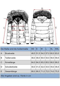 Navahoo - ZOJA - Winter jacket - anthracite - 6
