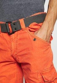 Schott - Cargo trousers - orange - 3