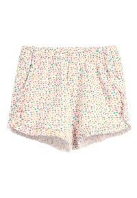 Next - FLURO 5 PACK SHORTS (3MTHS-7YRS) - Shorts - pink - 4