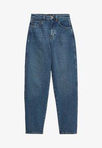 Massimo Dutti - Straight leg jeans - blue - 2