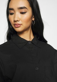 Monki - CAROL DRESS - Shirt dress - black dark - 6