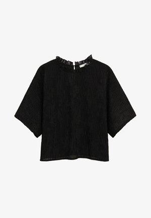 KALISTA - Print T-shirt - black