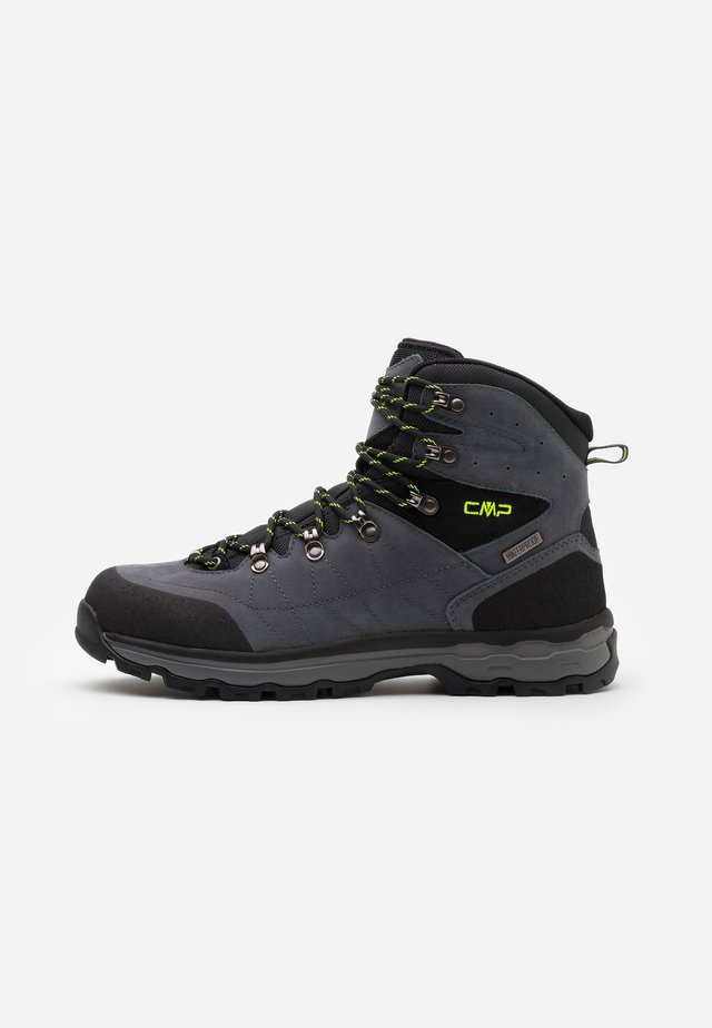 SHELIAK TREKKING SHOES WP - Outdoorschoenen - graffite