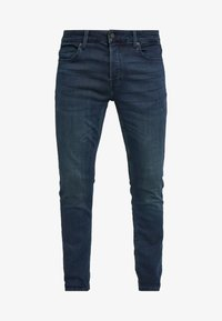 Only & Sons - ONSLOOM DARK - Vaqueros slim fit - blue denim