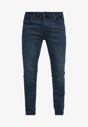 ONSLOOM DARK - Vaqueros slim fit - blue denim