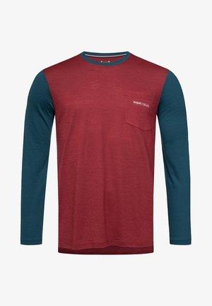 Sports shirt - red/blue