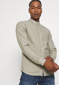 AllSaints - HUNGTINGDON SHIRT - Shirt - jasper green - 3