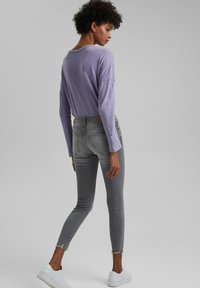 edc by Esprit - Jeans Skinny Fit - mottled grey - 2