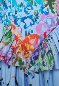 Christopher Kane - FLORAL CUPCAKE MINI DRESS - Vestito elegante - blue - 6