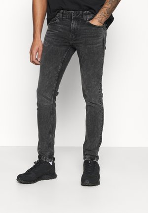 ONSLOOM WASH  - Slim fit -farkut - black denim