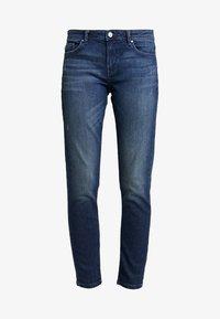 edc by Esprit - Slim fit jeans - blue dark wash - 3