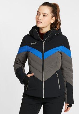 EMERALD - Down jacket - black