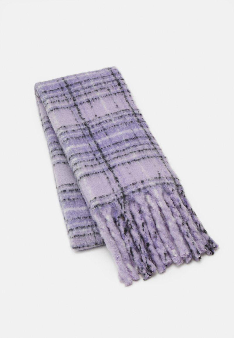 Pieces - PCSAGA LONG SCARF  - Szal - lavender