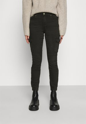 ONLMISSOURI LIFE - Jean slim - black denim
