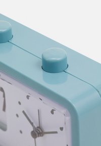 TYPO - RETRO FLIP CLOCK UNISEX - Tech accessory - denim blue - 2
