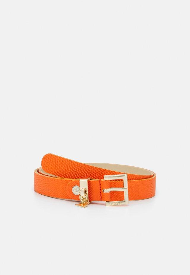 CORDELIA ADJUSTABLE PANT BELT - Ceinture - orange
