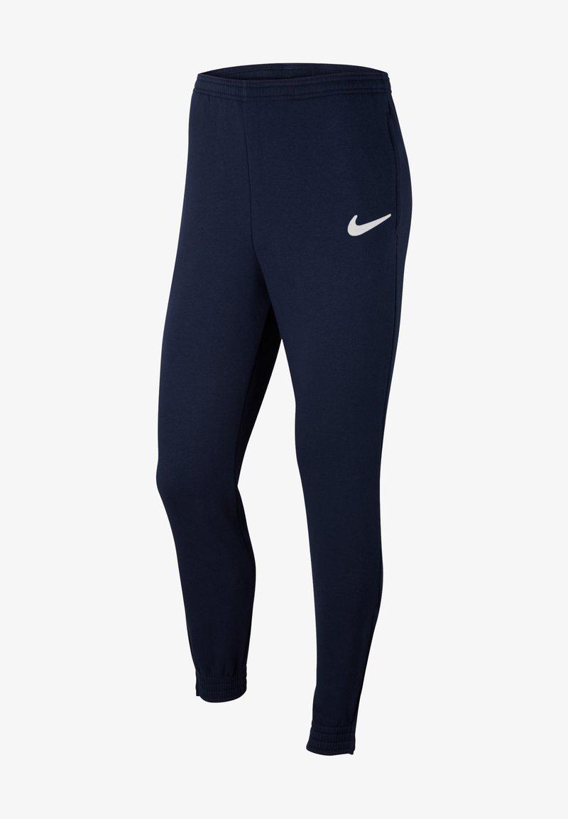 Nike Performance - Tracksuit bottoms - blauweiss