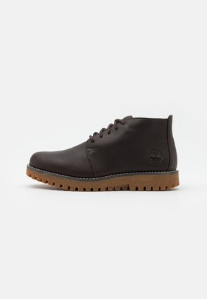 JACKSON'S LANDING WP  - Lace-up ankle boots - dark brown
