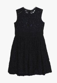 Bardot Junior - SOPHIA DRESS - Koktejlové šaty/ šaty na párty - navy - 1