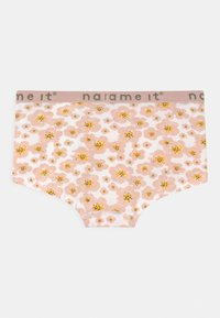 Name it - NKFHIPSTER FLOWER 2 PACK - Pants - silver pink - 1