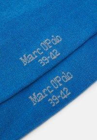 Marc O'Polo - 2 PACK - Ponožky - blue - 1