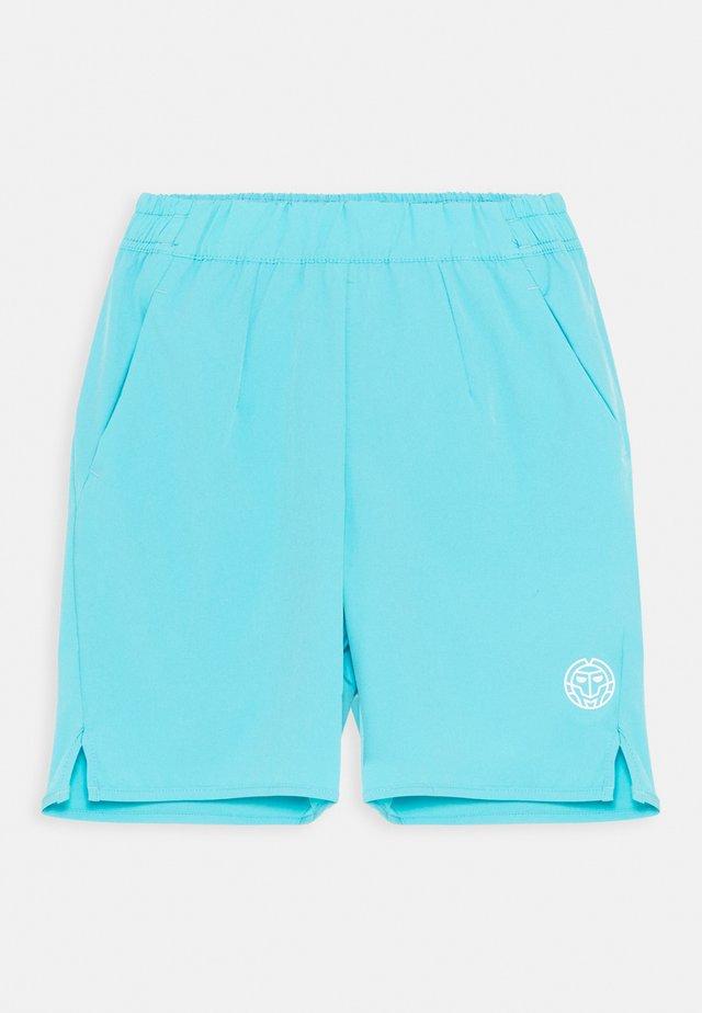 REECE TECH SHORTS UNISEX - Sports shorts - aqua