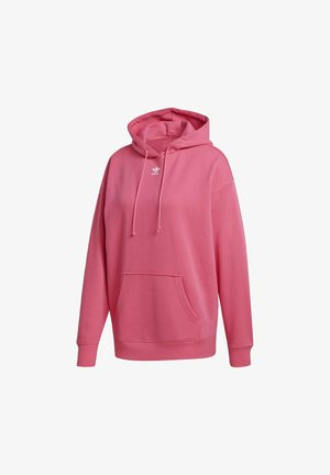 TREFOIL ESSENTIALS HOODED - Hættetrøjer - pink, not defined