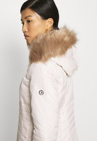 Calvin Klein - ESSENTIAL COAT - Winter coat - white smoke - 5