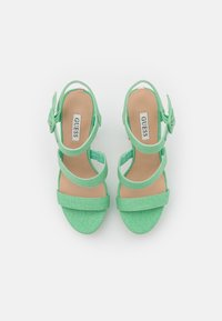 Guess - RAYONA - High heeled sandals - mint - 5
