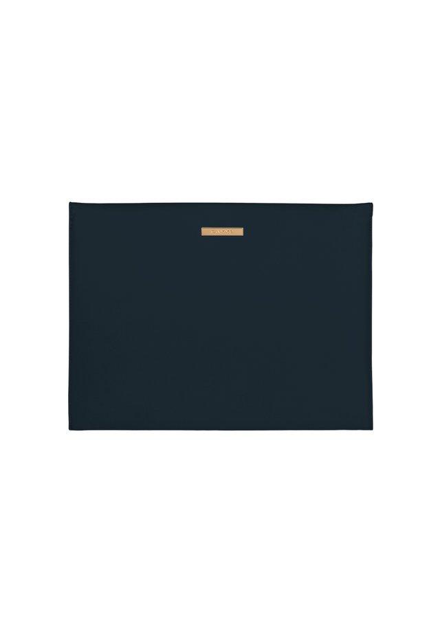 Laptoptas - dunkelblau