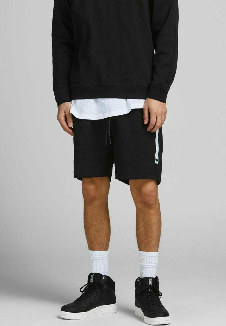 Jack & Jones - Sports shorts - black