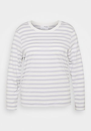 SLFANDARD TEE - Long sleeved top - arctic ice