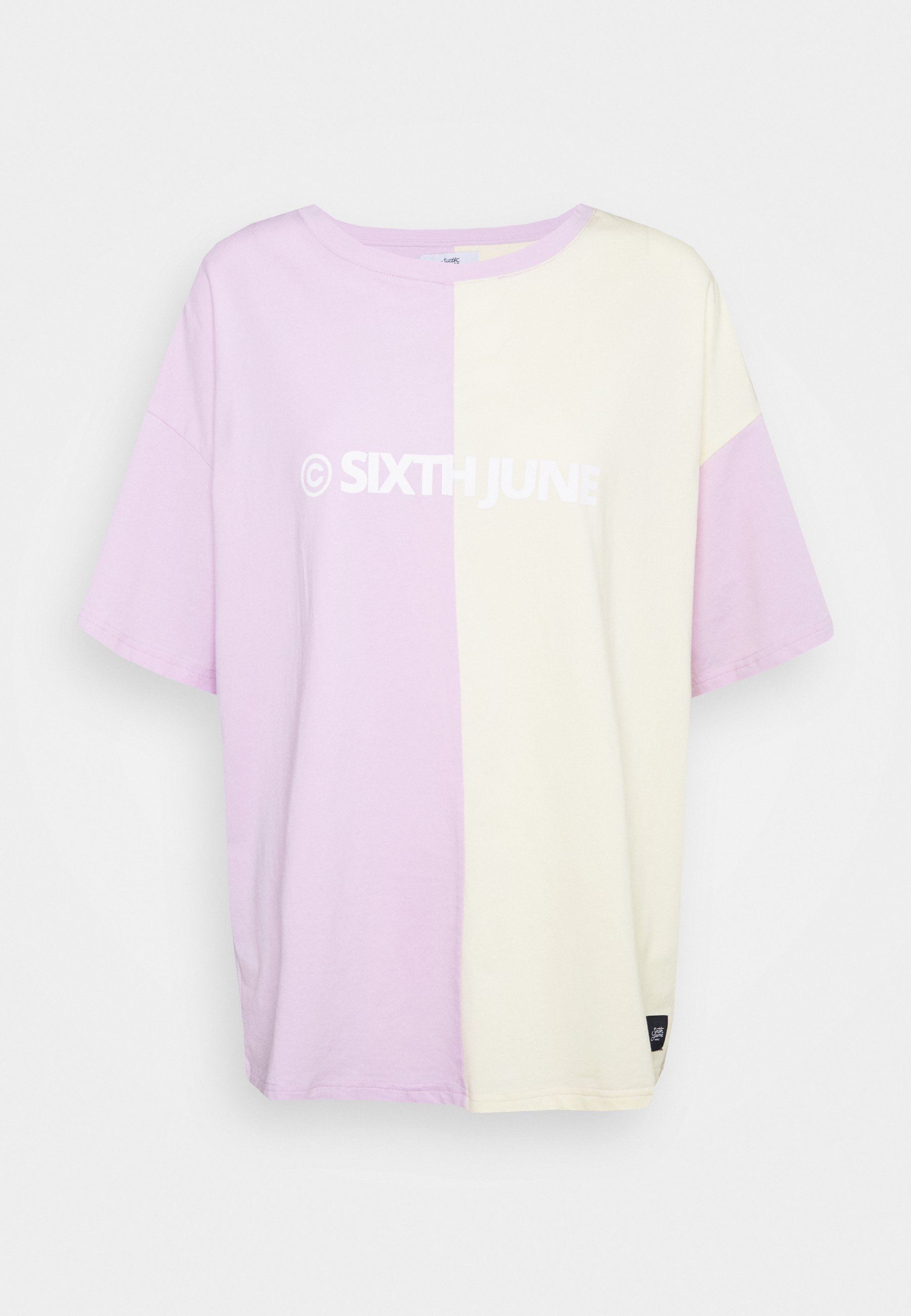 Women COLORBLOCK TEE - Print T-shirt