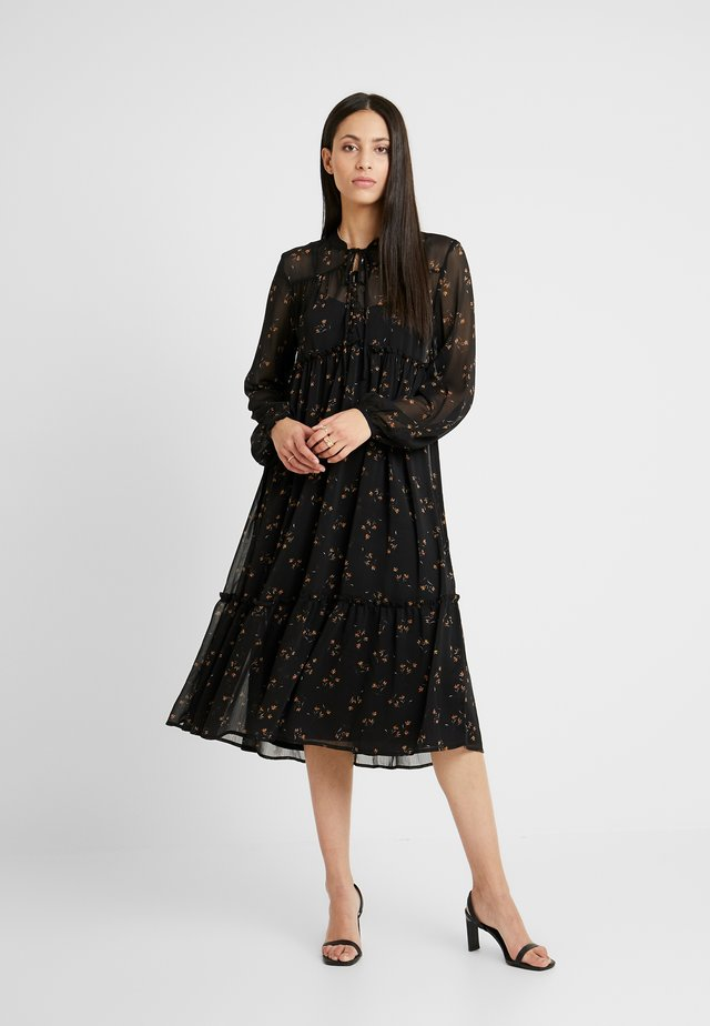 OBJAVINAJA DRESS - Day dress - black