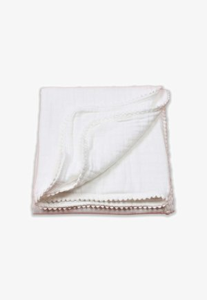 Baby blanket - white