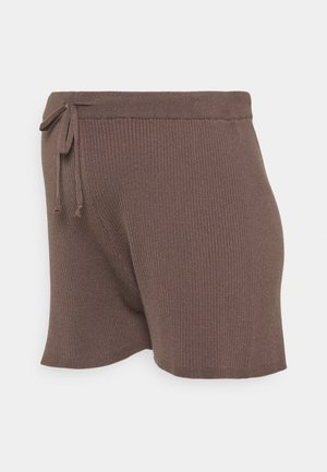 FRIENDLY ULTIMATE - Shorts - brownstone