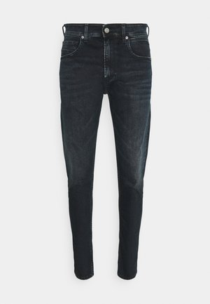 JOHNFRUS BIO - Jeans Tapered Fit - dark blue