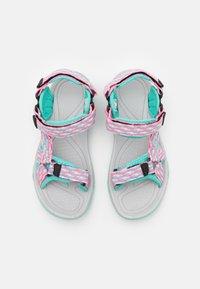 CMP - HAMAL UNISEX - Walking sandals - gloss - 3