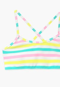 Sunuva - GIRLS MULTI STRIPE CROSS BACK - Bikini - multi-coloured - 3