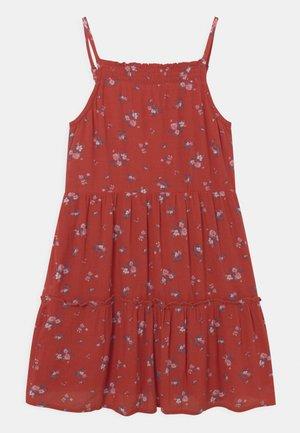 BABYDOLL - Day dress - red