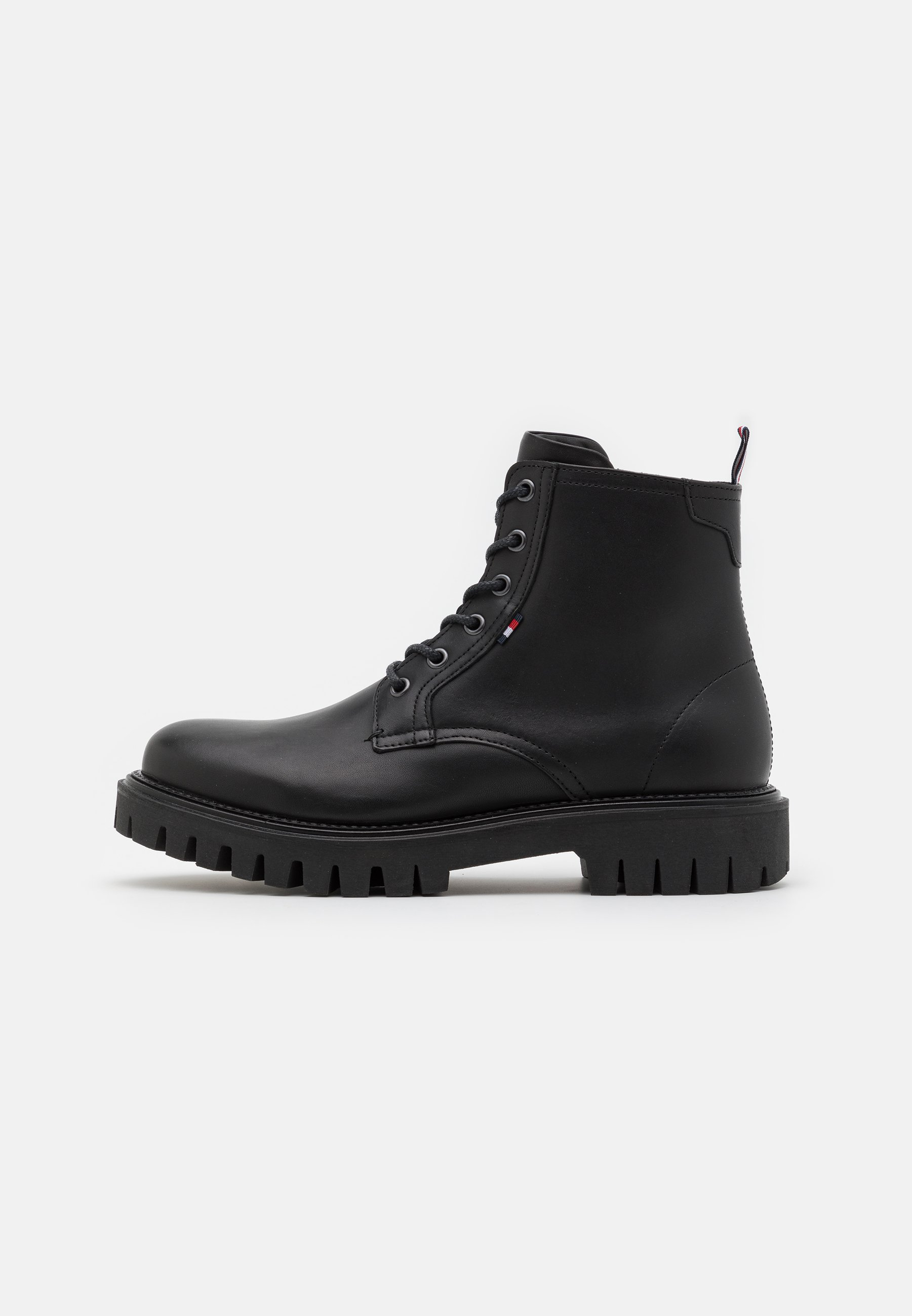Men CHUNKY DRESS LACES BOOT - Lace-up ankle boots