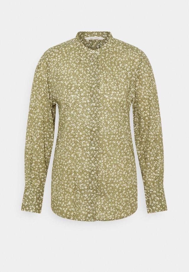 LONG SLEEVE - Button-down blouse - multicolor