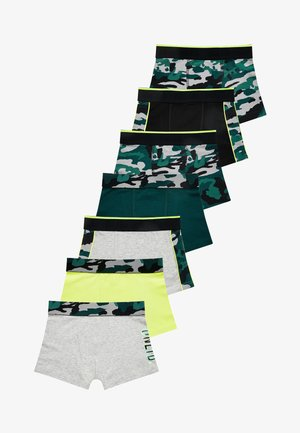 7 PACK - Pants - green