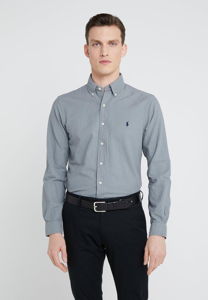 Polo Ralph Lauren - OXFORD SLIM FIT - Vapaa-ajan kauluspaita - perfect grey