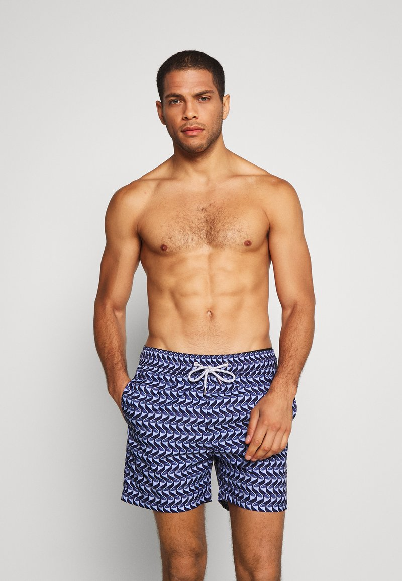 Love Brand - STANIEL - Swimming shorts - whale of a time